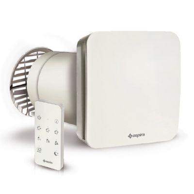 Aspira ECOCOMFORT SAT 160 RF sistem ventilatie cu recuperare de caldura