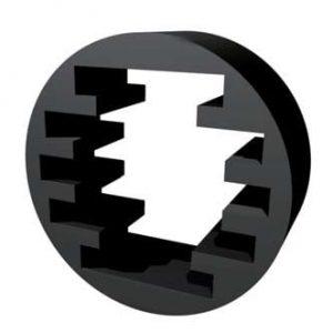 Atenuator zgomot Aspira SLF 150