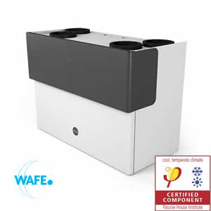 Wafe centrala ventilatie